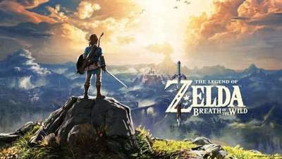 Vue d'ensemble du jeu The Legend of Zelda: Breath of the Wild